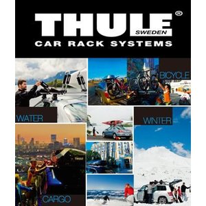 THULE 車種別取付ステー キット 送料無料カード決済可能 売れ筋 スーリー KIT 02- 5D KIT1262 TH1262 VWポロ3D