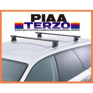 CU#W系エアトレック専用システムキャリアセット PIAA TERZO 年式H14.10〜H15.12 贈答 24V-S 24V 20V 一部NG車種有 ロータイプルーフレール付車 EF-JR+EB2+JR5 公式
