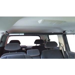 クレトム KA-54 車内インテリアバー プラス 車内のスペースを有効活用!釣竿サーフボードなど車内積みに最適【FJ】|gyouhan-shop