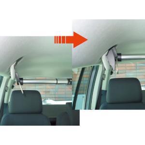クレトム KA-82 車内インテリアバー用パーツ エクステンションパーツ2 車内のスペースを有効活用!釣竿サーフボードなど車内積みに最適【FJ】|gyouhan-shop