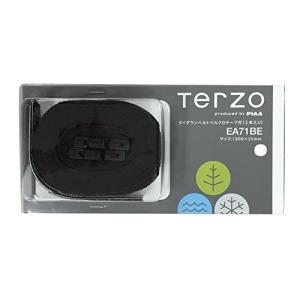 【納期未定】PIAA TERZO 荷物固定 タイダウンベルト (ベルクロテープ付)1.8m 2本 EA71BE ジェットバック部品 ルーフBOX部品|gyouhan-shop