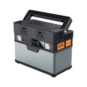 オウルテック OWL-LPBL100501-GM アウトドアや災害・停電に ポータブル電源 100500mAh/361Wh USB Type-A/USB Type-C/DC(Φ5.5×2.5mm)12V/5A gyouhan-shop