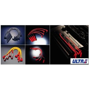 信頼 永井電子 3454-10 入手困難 ULTRA シリコンパワープラグコード ウルトラ レッドコード