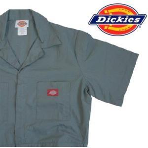 ディッキーズ Dickies ディッキーズ カバーオール つなぎ ツナギ 3399GY-XL グレー|gyouhan-shop