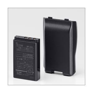 アイコム ICOM 【IC−4077用オプション】Li−ionバッテリーパック(3.7V 1800MAH) BP-243L  無線 トランシーバー アウトドア |gyouhan-shop