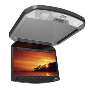 【アウトレット特価!】9インチフリップダウンモニター TFT LCD液晶 映像入力2系統 EV-9081F|gyouhan-shop