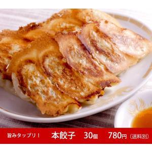 【hon30】注文殺到!本餃子30個入