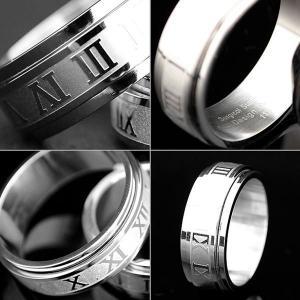 ペアリング 指輪 リング メンズ レディース ステンレスリング イタリアンデザイナーズモデル≪ゆうメール便配送20・代引不可≫|gypsy|03