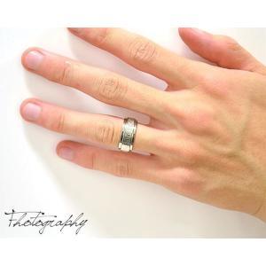 ペアリング 指輪 リング メンズ レディース ステンレスリング イタリアンデザイナーズモデル≪ゆうメール便配送20・代引不可≫|gypsy|04