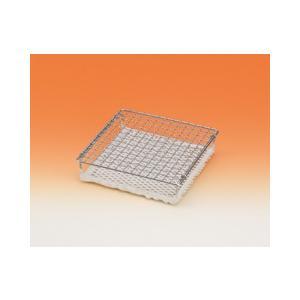 丸十金網 セラミック 焼き網 小|gyutanhozumi