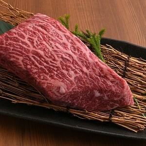 黒毛和牛 上赤身 もも肉 ブロック 500g