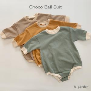 ベビー服 赤ちゃん カバーオール ロンパース 長袖 綿100% 男の子 女の子 70 80 90