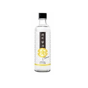 フンドーダイ醤油 透明醤油 100ml