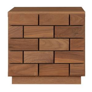チェスト 40 完成品 日本製  木製 おしゃれ タンス収納 リビング収納 収納家具 日本一の家具産地大川の家具 大川家具 送料無料|habitz-mall