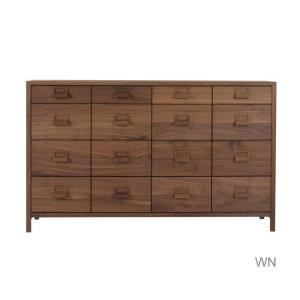 チェスト 完成品 日本製  木製 おしゃれ タンス収納 リビング収納 家具 4段|habitz-mall