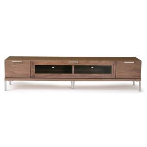 0 テレビボード テレビ台 ローボード 160 おしゃれウォールナット 木製 完成品 日本製|habitz-mall