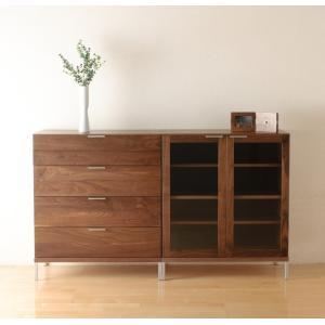 チェスト 完成品 日本製 木製 おしゃれタンス 収納 4段|habitz-mall