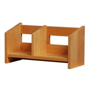 0 ブックスタンド 卓上本棚 ブックシェルフ 本立て 50 木製 素材が選べる7素材 デスクシェルフ おしゃれ 送料無料 habitz-mall