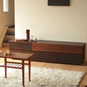 テレビ台 ローボード テレビボード収納 完成品 日本製 おしゃれ 175|habitz-mall
