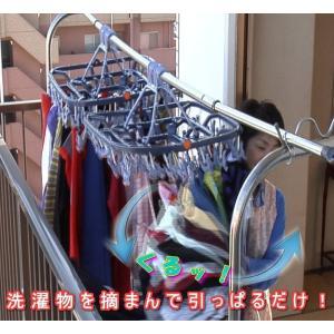 洗濯バサミ 引っぱリンガー クーポン使用で3,620円!【15年間の保証書付き】(組立式)