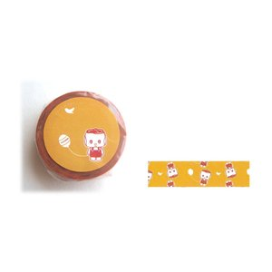 kitera マスキングテープ フエキ君(風船) habu-net-shop