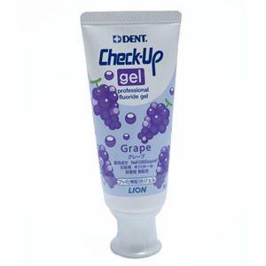 DENT.Check-Up gel グレープ(セルフケア用フッ化配合ジェル)|haburashiya