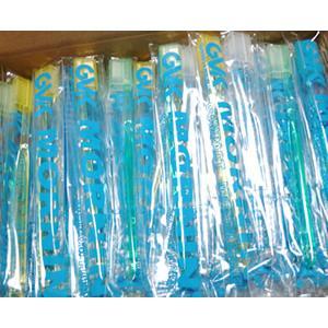 【送料無料】G.V.K モーニン・コンパクト 5色×各20本 合計100本セット プラス5本おまけ付き|haburashiya