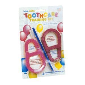 【メール便OK】Preventive Dental ツースケア トレーニングキット(乳幼児用口腔ケア)|haburashiya