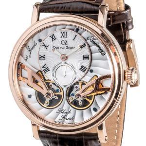 Carl von Zeyten カール・フォン・ツォイテン 自動巻き 腕時計 [CvZ0017RWH] 並行輸入品|hachigoten