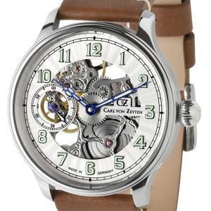 Carl von Zeyten カール・フォン・ツォイテン 手巻き 腕時計 [CvZ0021WH] 並行輸入品 hachigoten