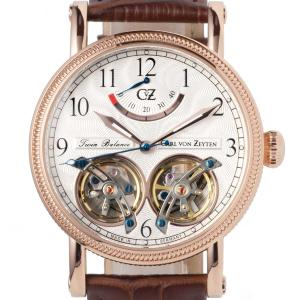 Carl von Zeyten カール・フォン・ツォイテン 自動巻き(手巻き機能あり) 腕時計 [CvZ0033RWH] 並行輸入品 hachigoten