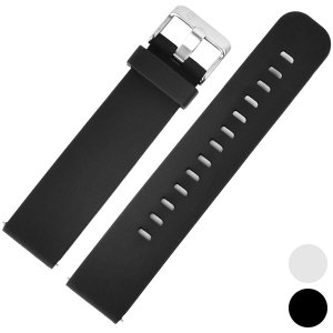 ZEROO [ZRB001] 腕時計用 ラバーベルト サイズ:E20mm|hachigoten