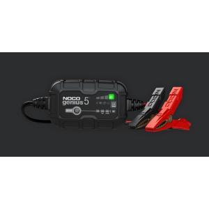 日本正規品【NOCO/ノコ】genius G5 JP ●ジーニアス スマートバッテリーチャージャー ●6V&12V 5A バッテリー充電器 G3500後継モデル 日本仕様モデル|hachikko-bu-bu