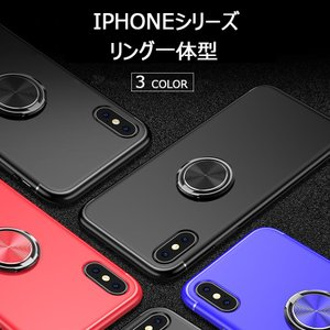 iPhone8Plus iPhone7Plus ケース 耐衝撃 iPhone6s Plus iPhone6 Plus カバー おしゃれ iPhone 8 7 6s 6 ソフトケース TPU 軽量 薄型 リング付き スマホケース|hachiko