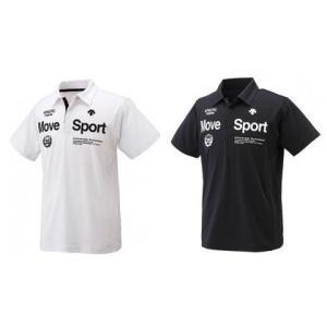 30%OFF デサント DESCENTE ムーブスポーツ MOVE SPORT ポロシャツ DAT4607|hachimorisports