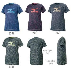 10%OFF ミズノ MIZUNO 全日本女子バレー着用モデル Move Tech プラクティスシャツ Tシャツ 半袖 V2MA7580|hachimorisports