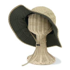 ガーデニング ハット レディース 虫除け uv 撥水 帽子 おしゃれ 服装 夏 日よけ つば広 UV hachipro
