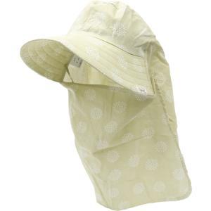 ガーデニング ハット レディース 虫除け uv 帽子 おしゃれ 服装 夏 綿100% 日よけ つば広 UV hachipro