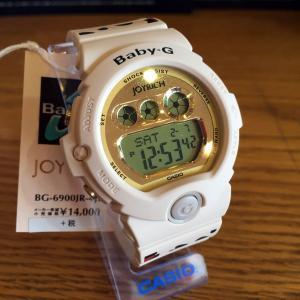 CASIO BABY-G BG-6900JR-4JR|hachiyamegane
