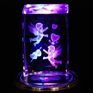ギフト プレゼント オルゴール メモル 女性 出産祝い 結婚祝い 誕生日 内祝い 3Dクリスタル オルゴール 18弁 送料無料|haciendaiyashi|02