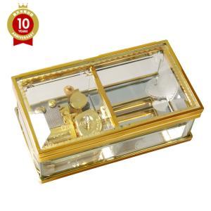 メモリアル宝石箱オルゴール  大切な思い出を 素敵な宝石箱オルゴールに 保管しませんか?  オルゴー...