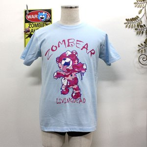 ゾンベアーグッズ ゾンベアーTシャツ 迷彩ピンク スカイブルーご当地 北海道限定|haciendaiyashi