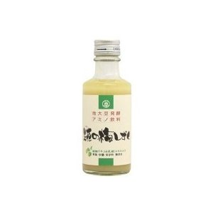 米麹 大豆麹 発酵飲料 糀の梅しずく 180ml|hadaplan