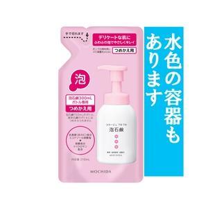 コラージュフルフル 泡石鹸 詰め替え用 210ml ピンク|hadaplan