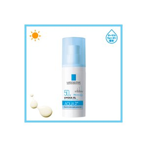 ラロッシュポゼ UVイデア アクアフレッシュジェルクリーム SPF50 PA++++ 顔・体用日焼け止め 敏感肌 化粧下地|hadaplan