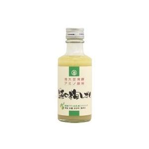 こうじの甘酒 大豆麹 米麹 発酵飲料 糀の梅しずく 180ml|hadaplan