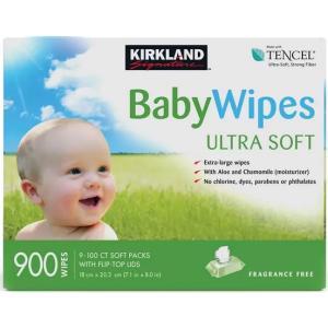 ママと赤ちゃんの必需品!毎日たくさん使うものだから大容量が便利♪ 厚めでとてもやわらか!大容量!  ...