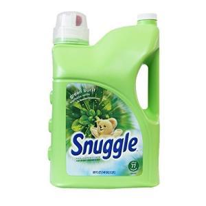 スナッグルグリーンバースト 衣類用柔軟剤 5.55L  カークランド コストコ 洗剤