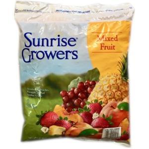 コストコ ミックスフルーツ 1.81kg 冷凍フルーツ(イチゴ パイン レッドグレープ モモ)大容量...