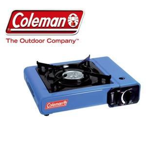 コールマン 卓上 カセットコンロ 専用ケース付き  Colemen